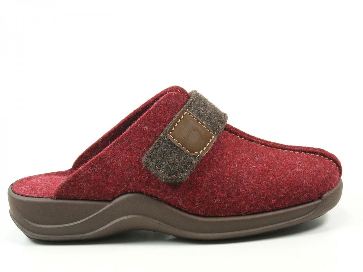 rohde 2315 vaasa d schuhe damen hausschuhe pantoffeln filz ebay. Black Bedroom Furniture Sets. Home Design Ideas