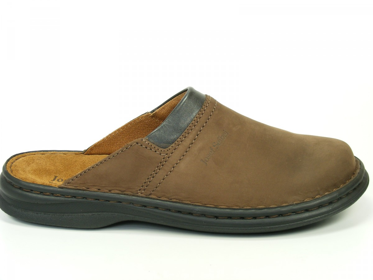 josef seibel shoes s mules leather clogs max fett