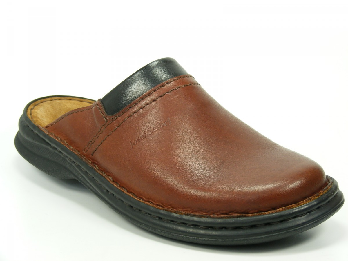 josef seibel shoes s mules leather clogs max smooth