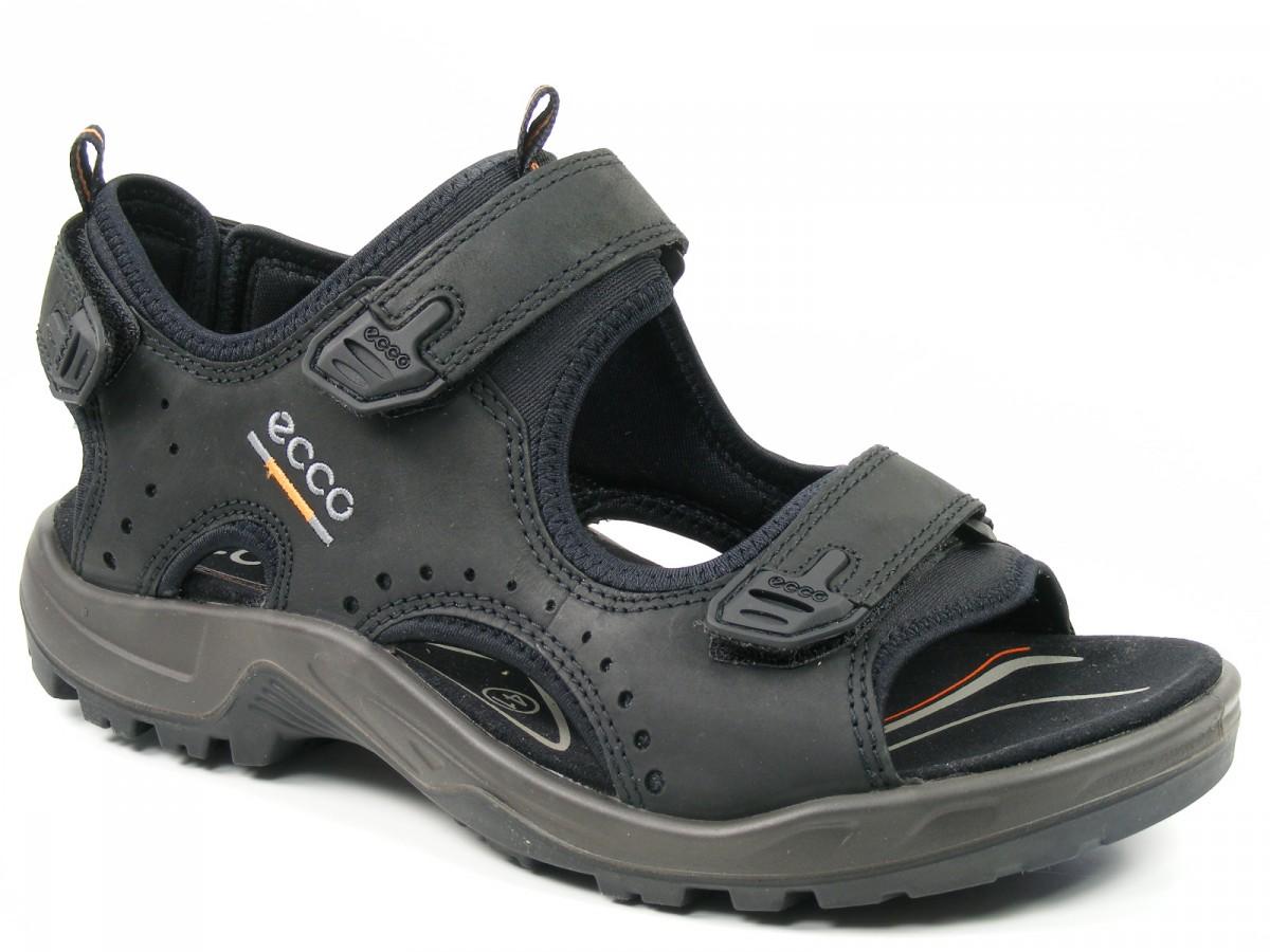 ecco shoes mens sandals trekking sandals offroad black. Black Bedroom Furniture Sets. Home Design Ideas