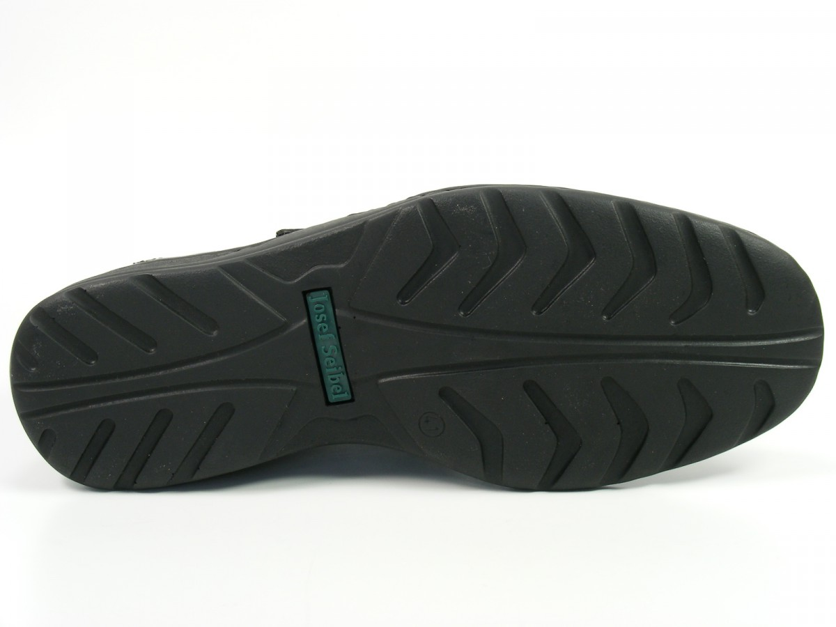 josef seibel schuhe herren slipper sandalen lionel 06 schwarz ebay. Black Bedroom Furniture Sets. Home Design Ideas