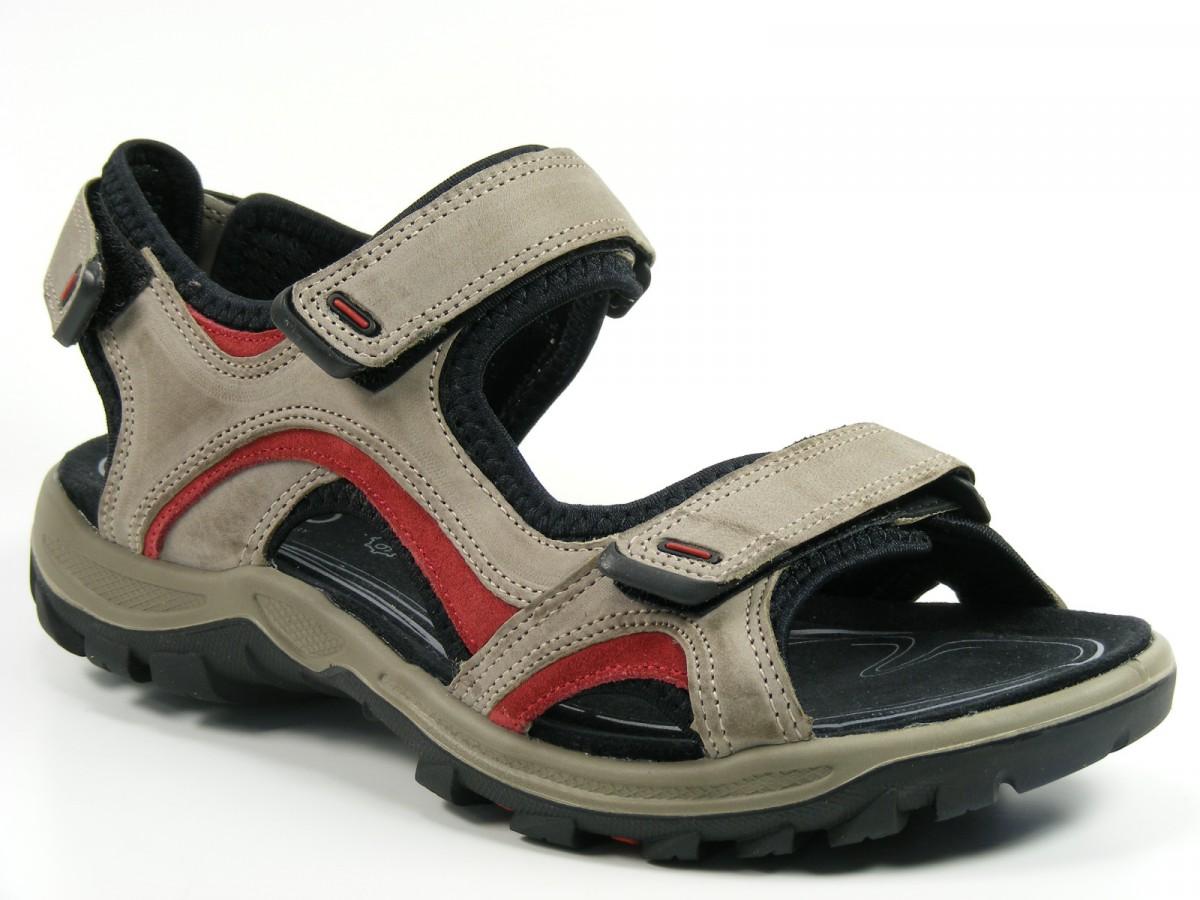 ecco schuhe damen sandalen trekkingsandalen offroad lite grau moon rock brick ebay. Black Bedroom Furniture Sets. Home Design Ideas