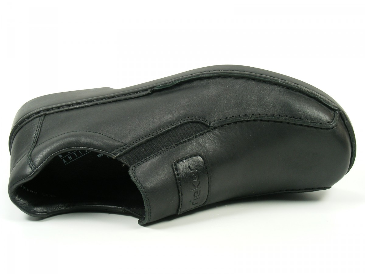 rieker schuhe herren slipper extra weit 11064 ebay. Black Bedroom Furniture Sets. Home Design Ideas