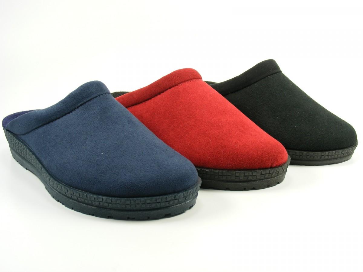 rohde schuhe damen hausschuhe pantoffeln clogs filz neustadt d 2292 ebay. Black Bedroom Furniture Sets. Home Design Ideas