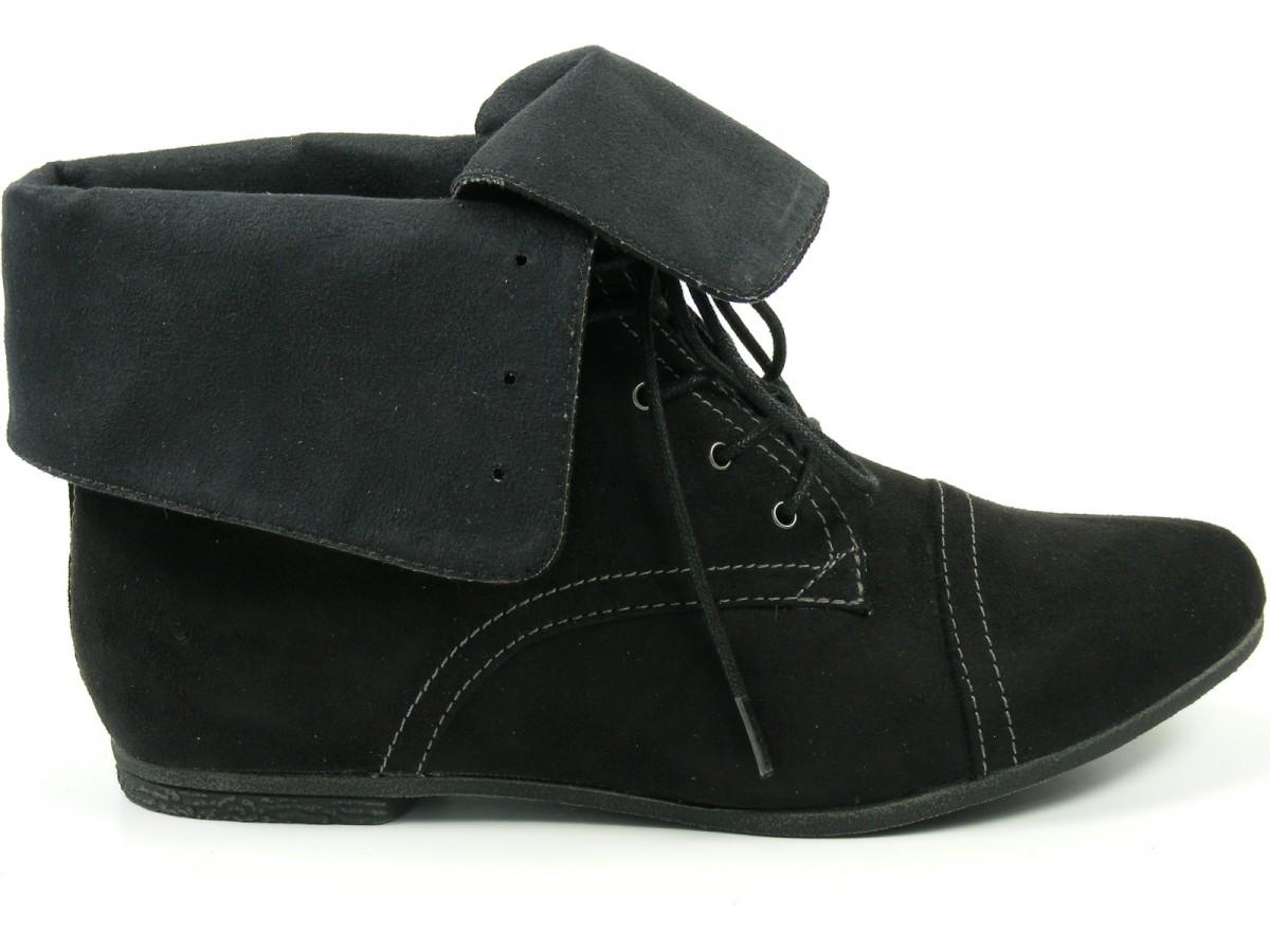 Details zu Tamaris Schuhe Damen Stiefeletten Desert Boots 1-25104-21