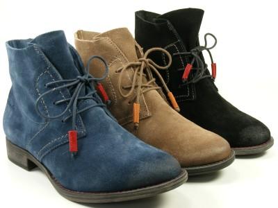 tamaris schuhe damen stiefeletten desert boots 1 25101 21 ebay. Black Bedroom Furniture Sets. Home Design Ideas