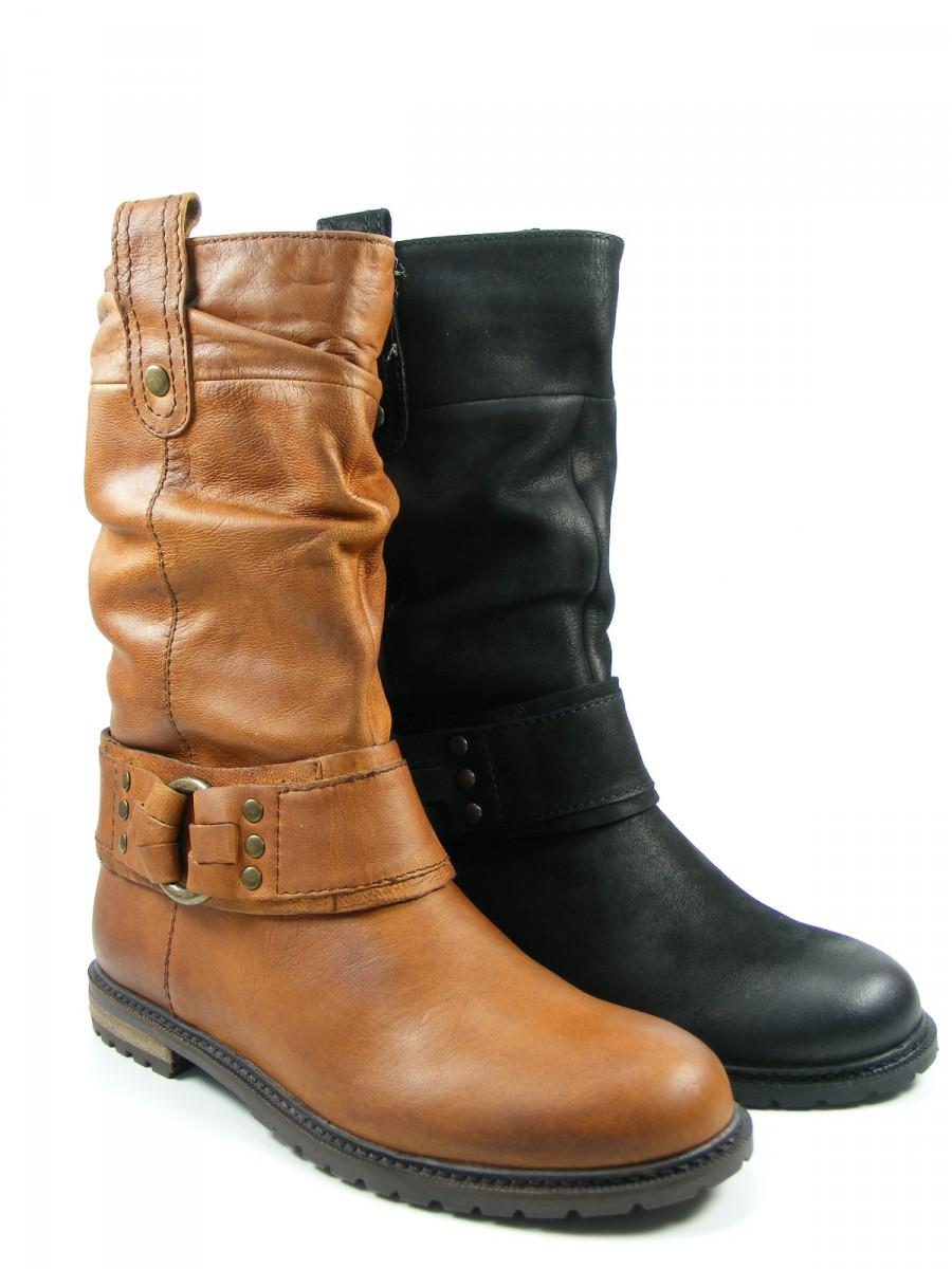 spm schuhe damen stiefeletten schlupfstiefel ankle boots avila ka 12252385. Black Bedroom Furniture Sets. Home Design Ideas