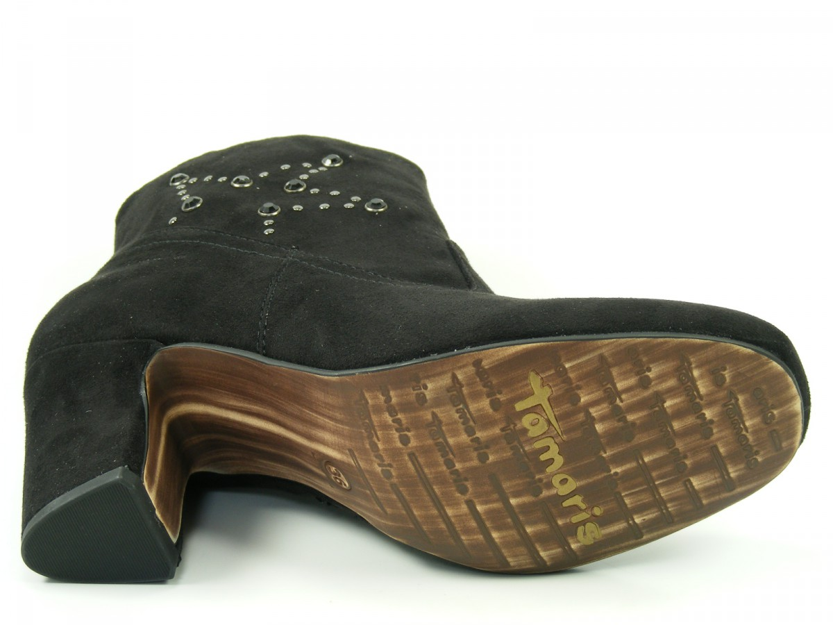 tamaris shoes ladies ankle boots 1 25351 21. Black Bedroom Furniture Sets. Home Design Ideas