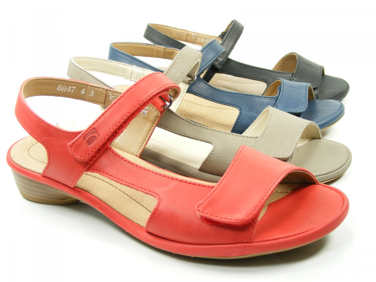 rohde schuhe damen sandalen sandaletten prag 5276 ebay. Black Bedroom Furniture Sets. Home Design Ideas
