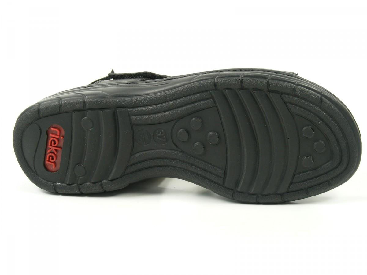 rieker schuhe damen sandalen lose einlagen 64560 ebay. Black Bedroom Furniture Sets. Home Design Ideas
