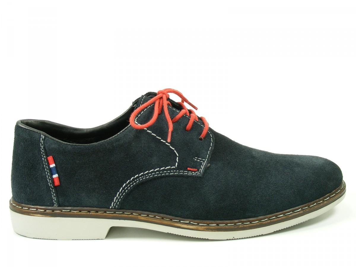Rieker Schuhe Herren Halbschuhe Schnürschuhe 13012 | eBay