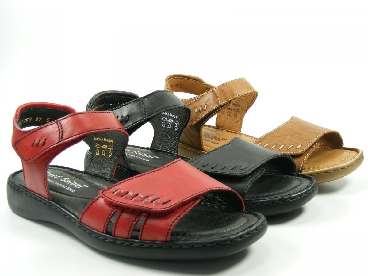 josef seibel schuhe damen sandalen sandaletten lisa 01 ebay. Black Bedroom Furniture Sets. Home Design Ideas