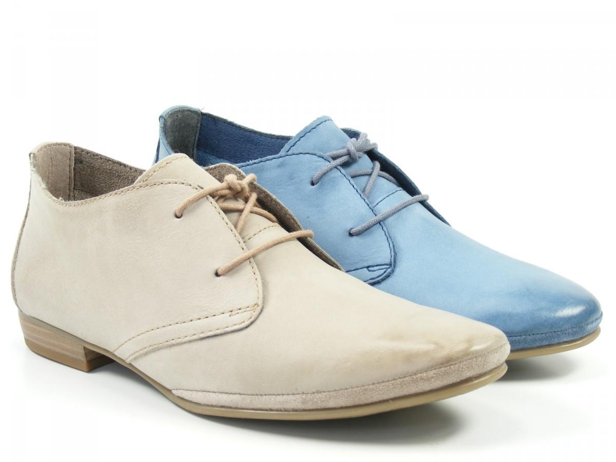 Details zu Tamaris Schuhe Damen Halbschuhe Schnürschuhe 1-23204-22