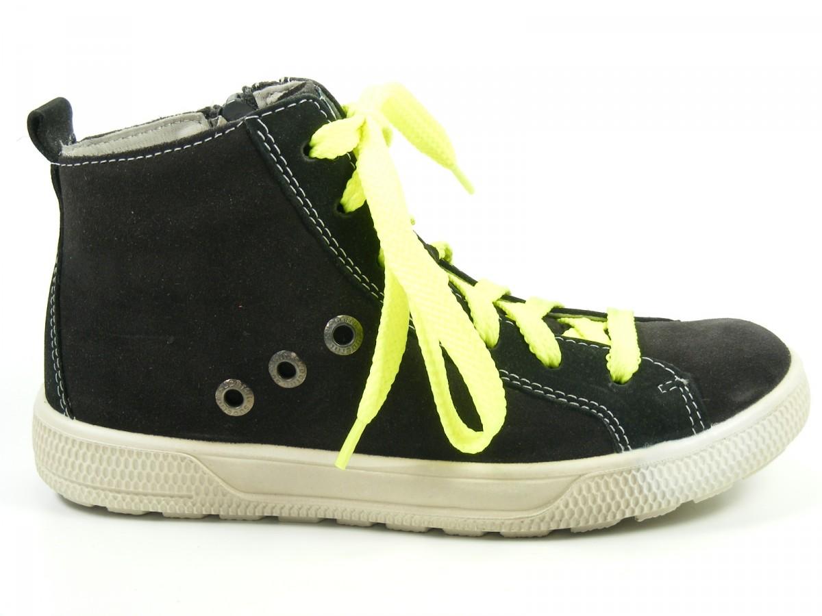 Superfit Schuhe Kinder Halbschuhe Jungen Weite W V weit Swagy 2-00450