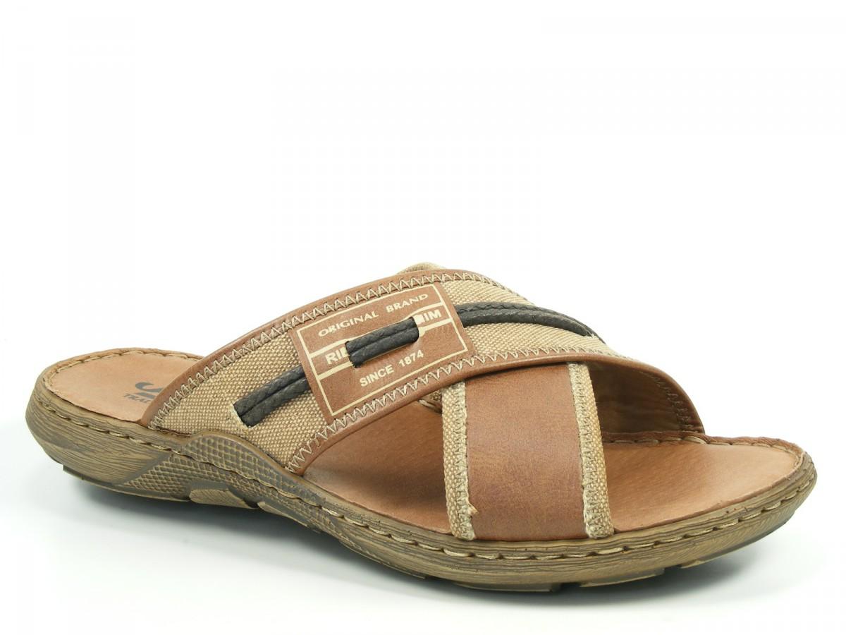 rieker schuhe herren sandalen pantoletten clogs 22062 ebay. Black Bedroom Furniture Sets. Home Design Ideas