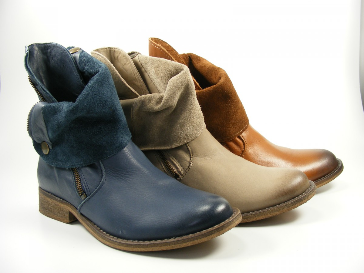 lowest price 4e201 7eba8 SPM Schuhe Damen Stiefeletten Ankle Boots Oklahoma 60026201   eBay