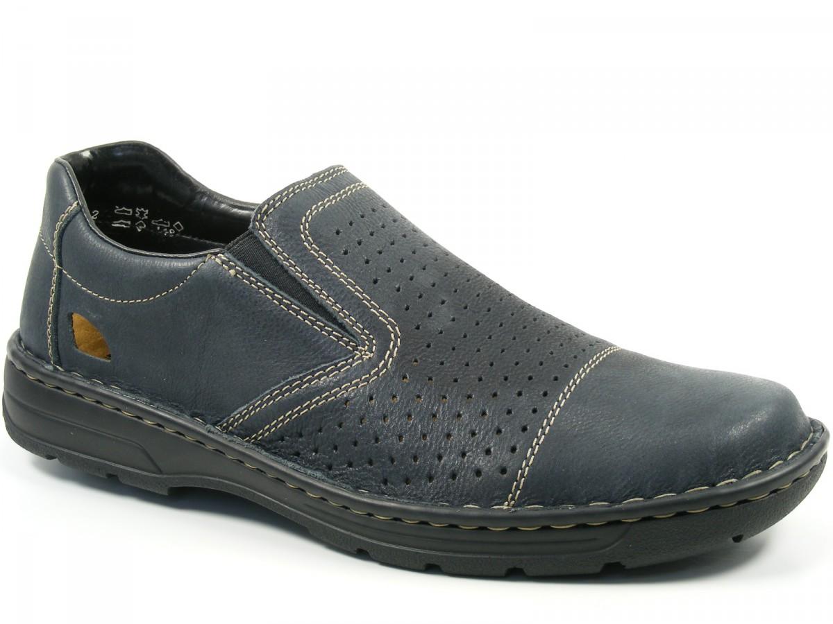 rieker schuhe herren slipper extra weit b0486 ebay. Black Bedroom Furniture Sets. Home Design Ideas