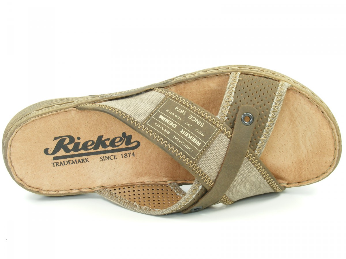 rieker men 39 s shoes sandals mules clogs 22066 ebay. Black Bedroom Furniture Sets. Home Design Ideas