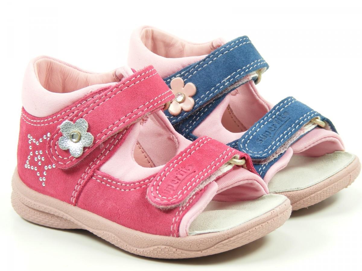 superfit kinder schuhe baby sandalen weite mittel iv polly. Black Bedroom Furniture Sets. Home Design Ideas