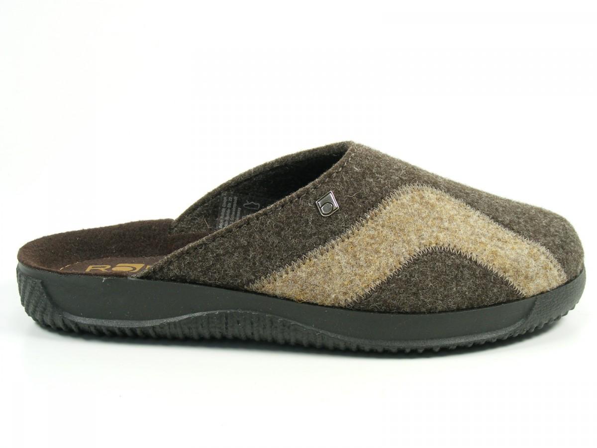 rohde schuhe herren hausschuhe pantoffeln filz soltau h 2770 ebay. Black Bedroom Furniture Sets. Home Design Ideas