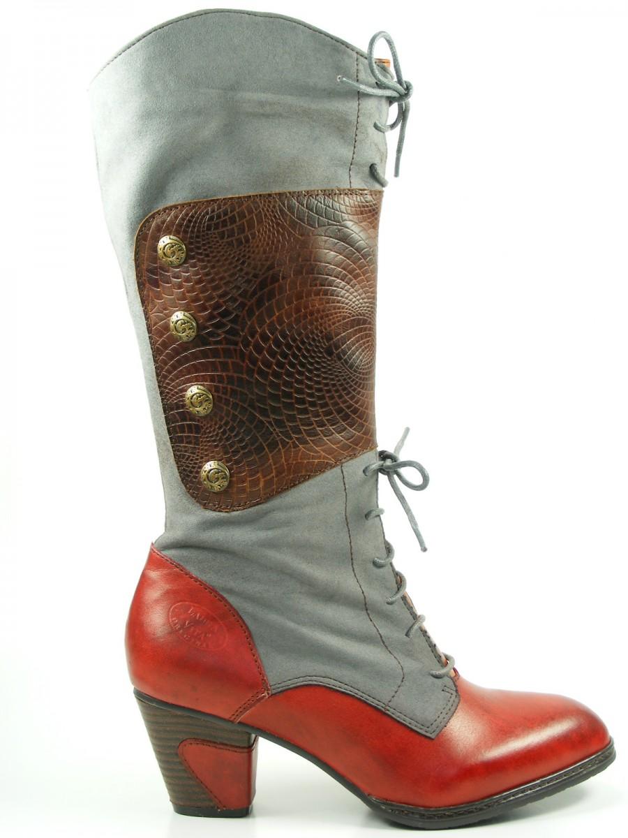 a290320f7930 Laura Vita LMD 2131-13 Ravioli Schuhe Damen Stiefel   eBay