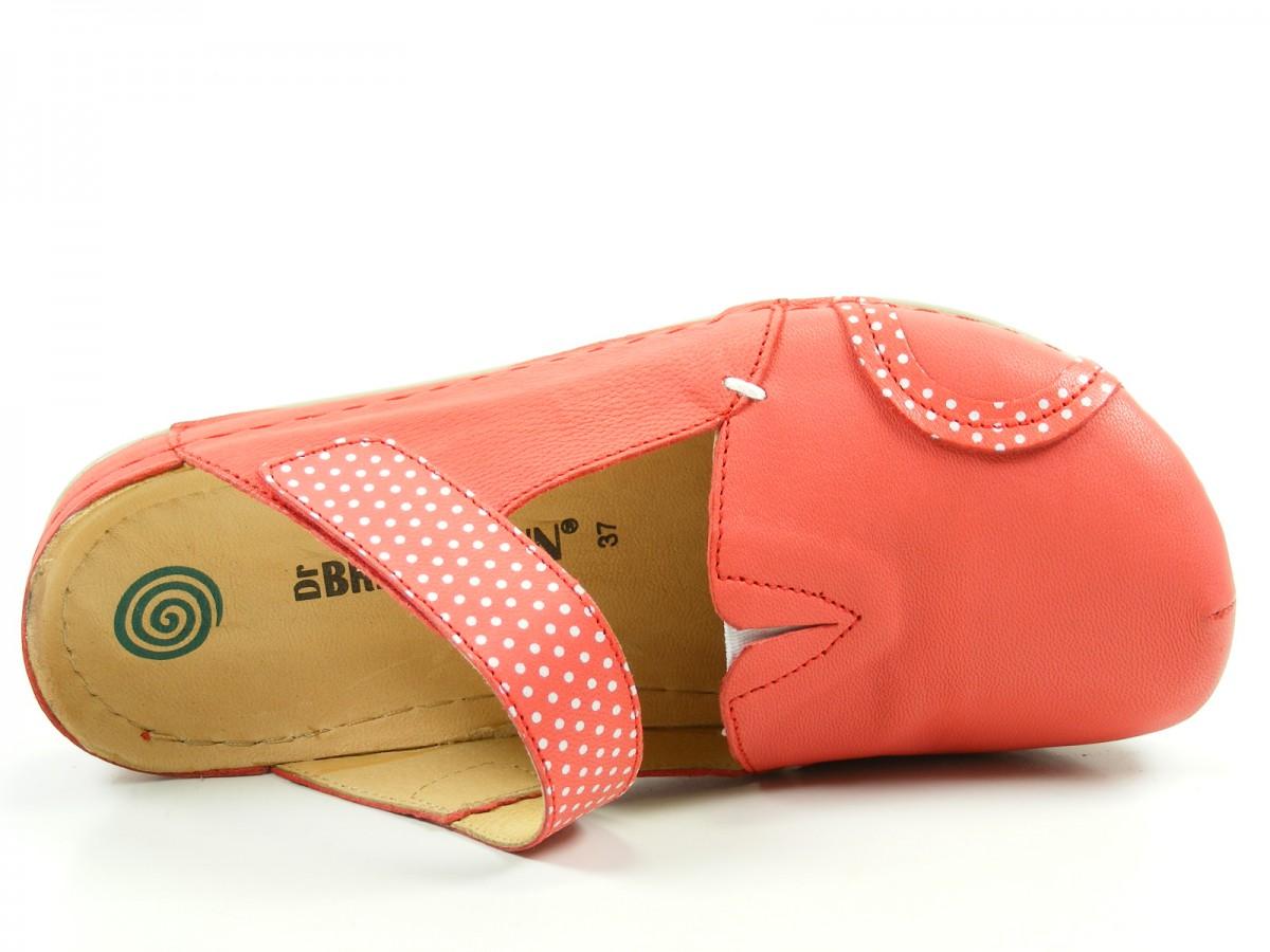 Dr Brinkmann 700872 Schuhe Damen Pantoletten Clogs Sabot
