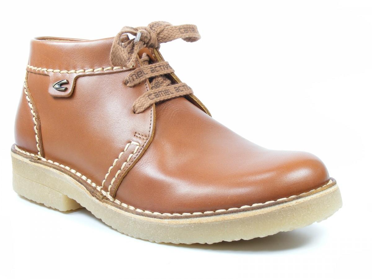 camel boots damen