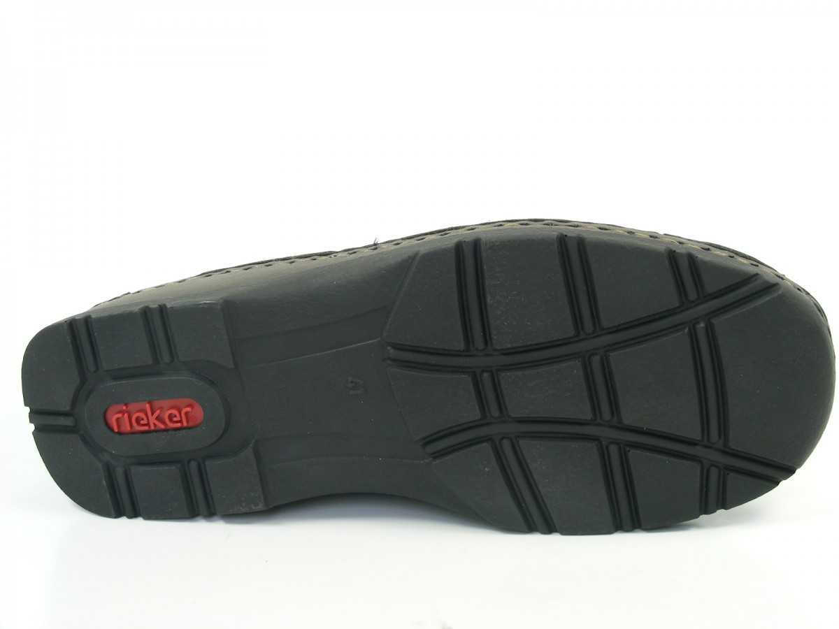 rieker 05363 schuhe herren slipper extra weit. Black Bedroom Furniture Sets. Home Design Ideas
